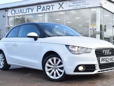 used Audi A1 1.4 TFSI Sport S Tronic 3dr