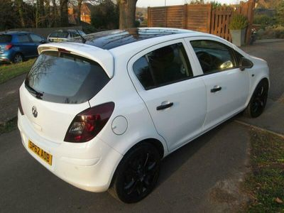 used Vauxhall Corsa 1.3 CDTi ecoFLEX Limited Edition 5dr 60 MPG £30 TAX EX PCSO CAR 957