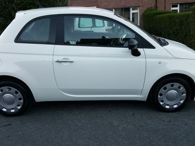 used Fiat 500 1.2 8V Pop (s/s) 3dr