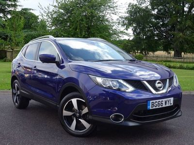 used Nissan Qashqai N-CONNECTA DCI 1.5 5dr