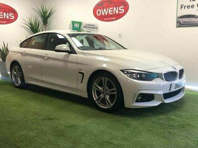 used BMW 420 Gran Coupé 4 Series Gran Coupe 2.0 i M Sport (s/s) 5dr