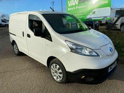 used Nissan e-NV200 E Acenta Rapid Plus Panel Van