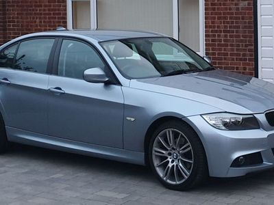 used BMW 318 3 Series 2.0 d Performance Edition 4dr