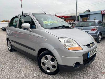 used Chevrolet Matiz SE