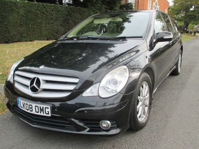 used Mercedes R320 R Class 3.0CDI 7G-Tronic 5dr