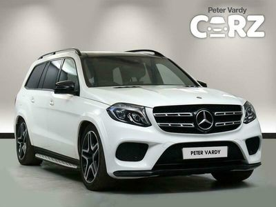 used Mercedes GLS350 4Matic AMG Line 5dr 9G-Tronic