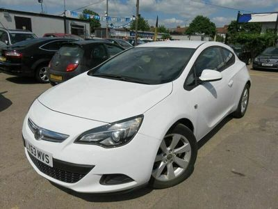 used Vauxhall Astra GTC 1.4 Sport (120ps) (s/s)