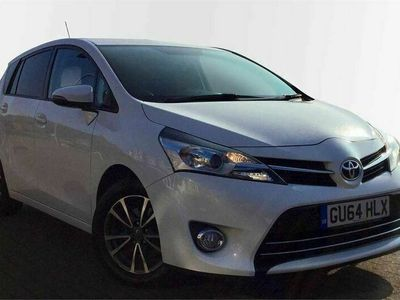 used Toyota Verso 5-Dr 1.6 D-4D Icon Sat Nav