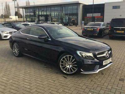 used Mercedes C250 C CLASS DIESEL COUPEAMG Line Premium Plus 2dr Auto