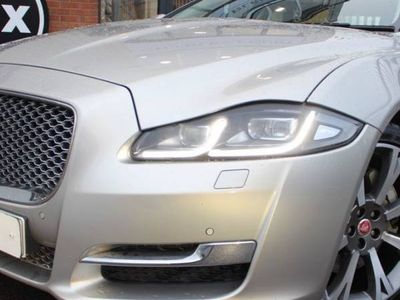 used Jaguar XJ DIESEL AUTOMATIC SALOON 4 DOORS