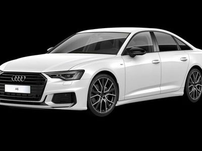 used Audi A6 40 TDI Black Edition 4dr S Tronic
