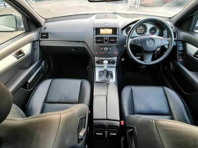 used Mercedes C180 C-Class 1.8Kompressor Sport Saloon 4d auto