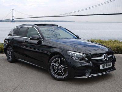 used Mercedes C200 C ClassAmg Line Premium Plus 5Dr Auto