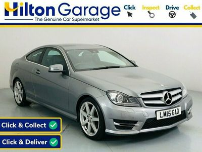 used Mercedes C220 C Class 2.1CDI AMG SPORT EDITION 2d AUTO 168 BHP
