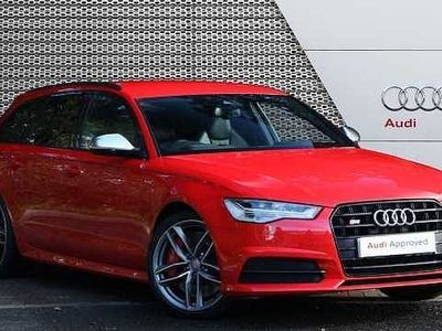 used Audi S6 Avant Black Edition 4.0 TFSI quattro 450 PS S tronic