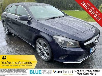 used Mercedes CLA200 Shooting Brake Cla Class 2.1 d Sport (s/s) 5dr