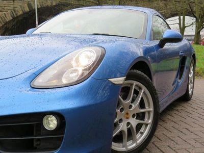 used Porsche Cayman 2.7 24V 2d 275 BHP