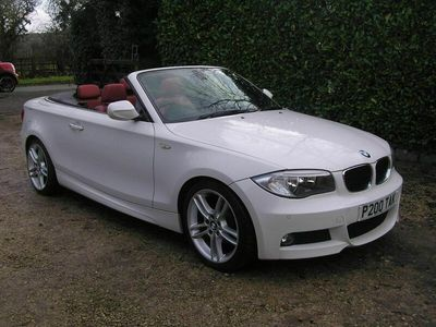 used BMW 118 Cabriolet