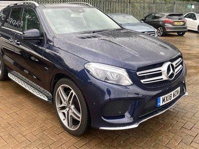 used Mercedes GLE500 4Matic AMG Line Prem Plus 5dr 7G-Tronic Auto