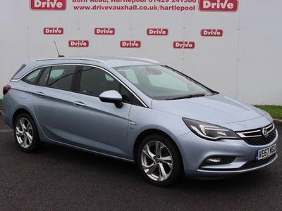 used Vauxhall Astra 1.4i 16V SRi 5dr Estate