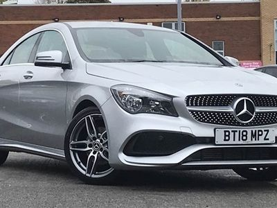 used Mercedes 180 CLA ClassAMG Line 4dr