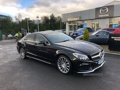 used Mercedes CLS220 AMG Line Premium 4dr 7G-Tronic