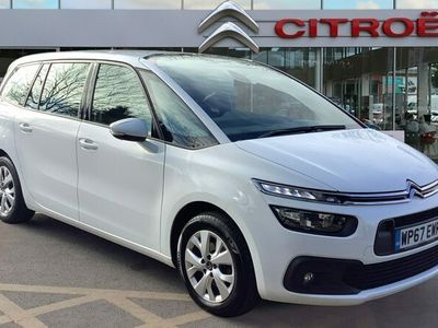 used Citroën Grand C4 Picasso 1.6 BlueHDi Touch Edition 5dr EAT6