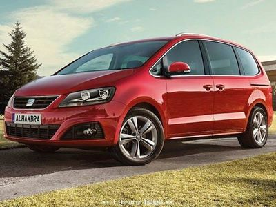 used Seat Alhambra 2.0 TDI CR 150PS XCELLENCE 5DR DSG AUTO