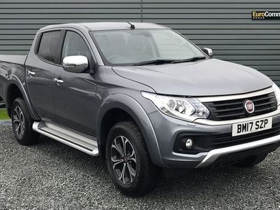 used Fiat Fullback 2.4D LX Double Cab Pickup 4WD 4dr
