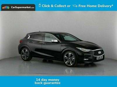 used Infiniti Q30 Hatchback 2.2d Sport (AWD) (IN-Touch Nav) 5d DCT
