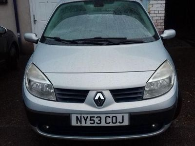 used Renault Scénic 1.6 VVT Expression 5dr