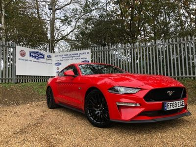 used Ford Mustang GT 5.0 V8 2dr Auto