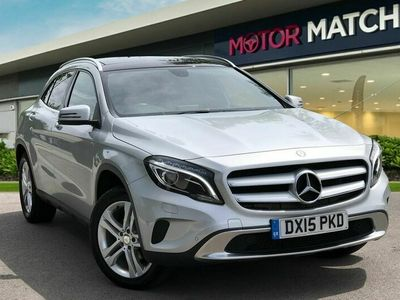 used Mercedes GLA220 GlaCDI 4Matic Sport 5dr Auto [Premium Plus]