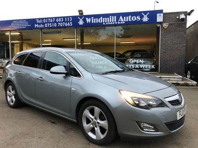 used Vauxhall Astra 1.7 CDTi 16v SRi 5dr