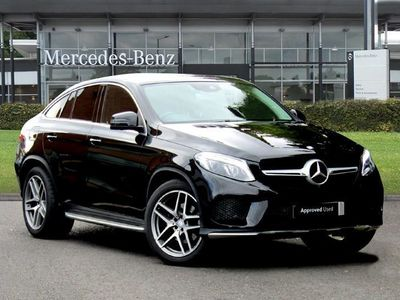 used Mercedes GLE350 Gle4Matic AMG Line Premium 5dr 9G-Tronic Gle diesel coupe