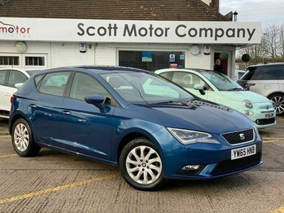 used Seat Leon ST 1.4 TSI SE TECHNOLOGY 5d 125 BHP 1 owner and full service hi