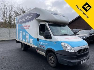 used Iveco Daily 2.3 35C13 LWB LUTON VAN TAIL LIFT