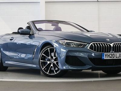 used BMW 840 8 SERIES d xDrive 2dr Auto 3.0