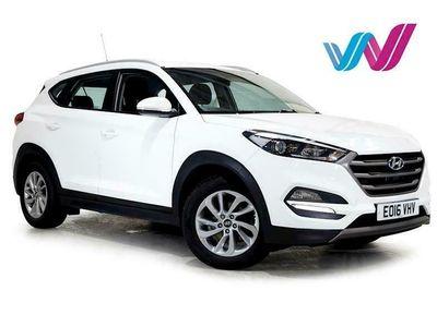 used Hyundai Tucson Premium 4WD 2.0 CRDi 5dr