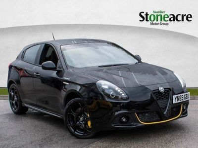 used Alfa Romeo Giulietta 2.0 JTDM-2 Veloce Hatchback 5dr Diesel TCT (s/s) (170 bhp) Auto