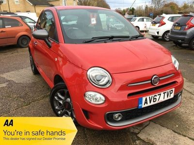 used Fiat 500S 1.2 3dr