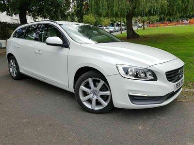 used Volvo V60 2.0 T4 SE Nav Auto (s/s) 5dr
