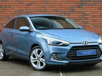 used Hyundai Coupé 1.2 Blue Drive Sport Nav (s/s) 3dr