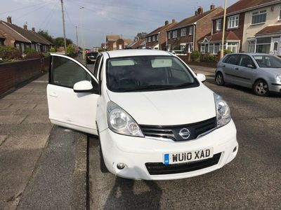 used Nissan Note 1.5 dCi Tekna 5dr