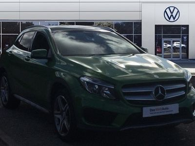 used Mercedes 250 GLA 2017 Mansfield4Matic AMG Line 5dr Auto Petrol Hatchback