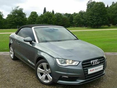 used Audi A3 Cabriolet Sport 1.4 TFSI cylinder on demand 150 PS 6 speed