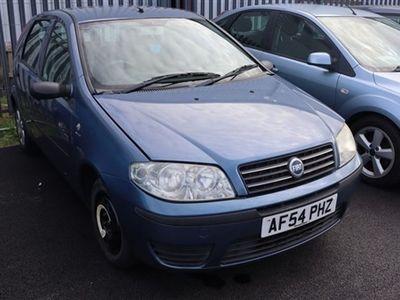 used Fiat Punto 1.2 8V ACTIVE 5d 59 BHP