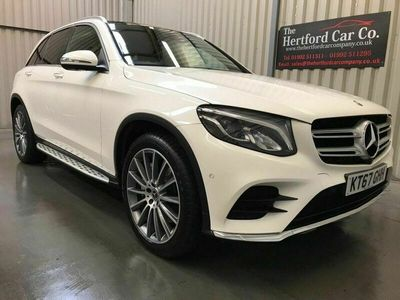 used Mercedes GLC350 Glc-Class 3.0D 4MATIC AMG LINE PREMIUM PLUS 5d 255 BHP FINANCE RATES FROM 6.