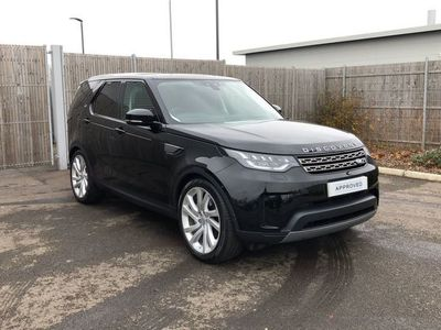 used Land Rover Discovery 3.0 SDV6 Anniversary Edition 5dr Auto sw special editions