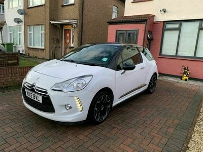 used Citroën DS3 1.6 VTi DStyle 3dr